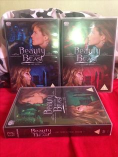 Beauty And The Beast 1-3