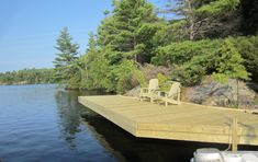 10 Best Landscaping Ideas for Backyard – Gardening Decor Lake Landscaping, Landscaping Ideas, Lakeside Beach, Lake Dock, Boat Dock, Sweden House, Waterfront Cottage, Landscape Design Plans, Lake Cabins