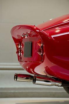 """doyoulikevintage: """" Ferrari 250 GTO """""""