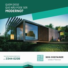 Container habitável-SOS Container