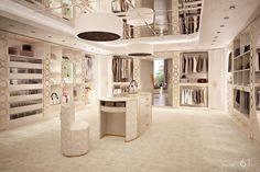 Мебель для гардеробной Altamoda - Jaguar