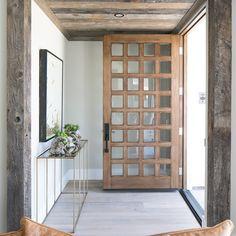 Front Door and Floors