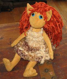 love this little ginger poppet