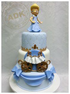 Cinderela cake