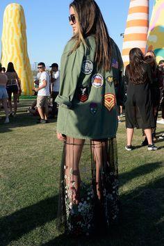 Coachella 2017: o melhor do street style no dia 1 - Vogue   Streetstyle