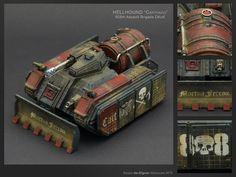 Hellhound Warhammer 40,000
