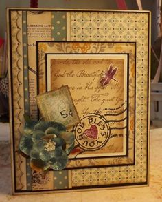 God Bless You by Schofield27 - Cards and Paper Crafts at Splitcoaststampers
