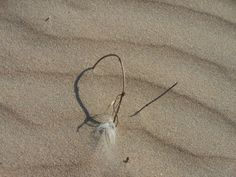 Love is...on the beach!