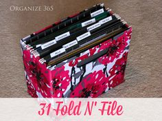 Being. More organized using thirty-one products.
