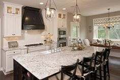 Stonemill Farms homes - traditional - kitchen - minneapolis - Interior Impressions - SW Tony Taupe