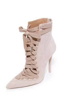 d729be956cd8ae Zimmermann Lace Up Ankle Booties Schnürstiefelette