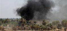 Raid aérien US sur un hôpital à Deir ez-Zor en Syrie