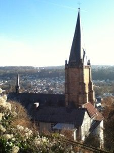Study abroad in Germany and live in a castle! Find out more on the BCA blog!
