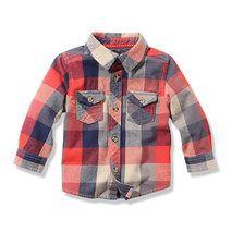 Baby Boys' Plaid Shirt - Joe Fresh