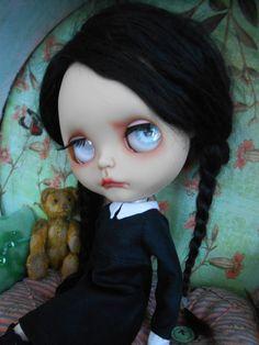 Placas frontales de muñeca Blythe Rbl por Spookykidsworkshop