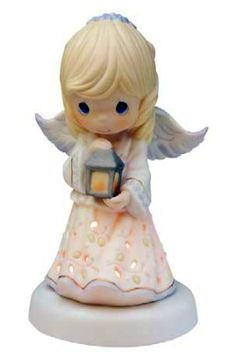 Precious Moments - Bright Is the Path of the Faithful Precious Moments Figurines, Beautiful Family, Ceramic Art, Coloring Pages, Teddy Bear, In This Moment, Disney Princess, Toys, Irene