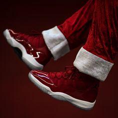 b4e6e114c35 Santa knows what's good - the Jordan 11 Retro in the 'Win Like '96