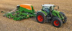 Operation & Smart Farming | Fendt 500 Vario | Tractors - Fendt Tractor Machine, Farming, Highlights, Vehicles, Tractors, Agriculture, Rolling Stock, Hair Highlights, Vehicle