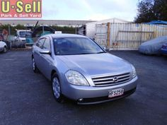 2004 Nissan Teana for sale | $6,495 | https://www.u-sell.co.nz/main/browse/29120-2004-nissan-teana--for-sale.html | U-Sell | Park & Sell Yard | Used Cars | 797 Te Rapa Rd, Hamilton, New Zealand