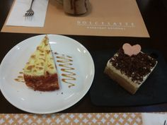 Craving for a kawaii or French sweets? Check out Dolce Latte. French Sweets, Cool Cafe, Latte, Cravings, Cheesecake, Pudding, Kawaii, Check, Desserts