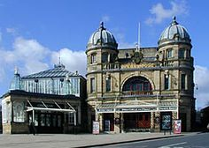 The wonderful Buxton Opera House