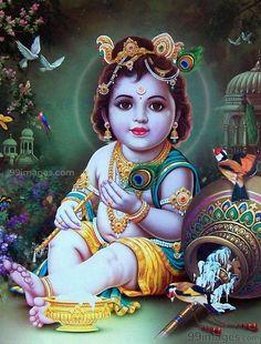 Latest HD Lord Krishna Images for Radha Krishna Wallpaper Lovers Baby Krishna, Little Krishna, Krishna Hindu, Krishna Statue, Cute Krishna, Lord Krishna Images, Radha Krishna Pictures, Shiva, Radhe Krishna