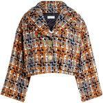 Sonia Rykiel Cropped Tweed Jacket