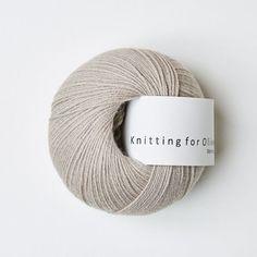 Havre - Knitting for Olives merinoull  Til Jakke med hullmønster fra Sandnesgarn