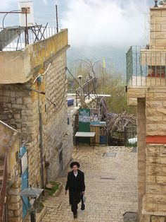 Safed, Israel - awesome history. Birthplace of Kabbalah