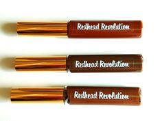 Gingerlash Mascara was made specifically for redheads! These three unique colors were designed to offer a more natural lash tint and work with a redhead's sk. Beauty Care, Beauty Hacks, Beauty Guide, Diy Beauty, Beauty Stuff, Beauty Ideas, Redhead Makeup, Luscious Hair, Manicure