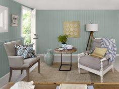 Benjamin Moore Blue Paint Colors | To explore more of all things Benjamin Moore, please visit http ...