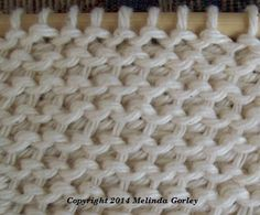 Tunisian Crochet Purl Stitch (TPS) The Tunisian Crochet Purl Stitch (Tps) is very similar to the knitted purl stitch. It has a nice texture to it and creates an interesting stitch pattern when com...