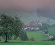 Schwarzwald Haus, Black Forest, Germany  Photo by John Scanlan
