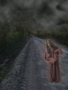 """Texas -There is a spooky, isolated back road in Huntsville that winds past lonely meadows and dark, wooded groves. Its real name is Bowden Road, but some locals call it by another, more sinister moniker––Demon's Road.  People are wary of traveling this road after dark, for many stories persist of the things that haunt Demon's Road, things such as the """"faceless creature"""" that's supposedly been seen lurking in the woods alongside the byway. Claims of mysterious handprints being left all"""