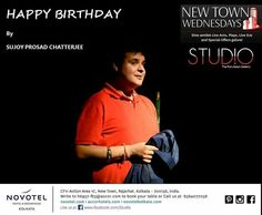 Novotel Kolkata presents the play 'Happy Birthday' by Sujoy Prosad Chatterjee at Studio tomorrow from 9 pm.  Sujoy Prosad will perform the play live for diners at Studio. New Town residents get a 20% discount on their dinner bill.  For dinner bookings, please call the Studio hotline at 8584077058  #liveact #play #studio #novotelkolkata #kolkata #newtown #specialoffer #panasian #suppertheatre #sujoyprosad