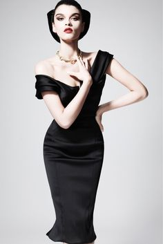 Zac Posen Pre-Fall 2013 Fashion Show Collection