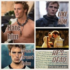 Our journey with Finnick. I took the journey. Divergent Hunger Games, Hunger Games Memes, Hunger Games Cast, Hunger Games Fandom, Hunger Games Trilogy, Allegiant Divergent, Insurgent Quotes, Divergent Quotes, Katniss Everdeen