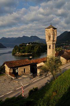Ossuccio is a small village on Como lake