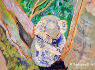 Mary Montague Sikes - Koala