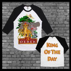 Lion Guard Birthday Shirt Lion Guard Shirt Several Styles