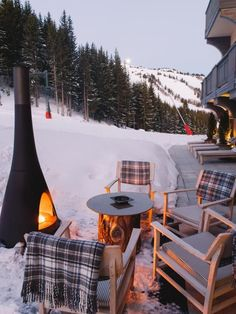 36 of the World's Best Ski Chalets and Lodges to Visit Right Now | Aman Le Mélézin