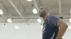 """""""I like it because he knows so much about the game."""" - Taj Gibson on how it feels to have Dwyane Wade as a #Bull!  For the full video, visit Bulls.com/WeekOne #BullsNation"""