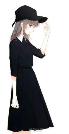 Anime Girl Crying, Anime Angel Girl, Anime Girl Neko, Cool Anime Girl, Cute Anime Pics, Beautiful Anime Girl, Manga Girl, Anime Chibi, Anime Art Girl