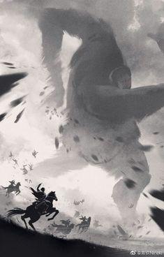 Andromeda Computer - Shingeki no Kyojin: FanArt Attack On Titan Fanart, Attack On Titan Levi, Manga Japan, Manga Anime, Anime Art, Animes Wallpapers, Anime Comics, Aesthetic Anime, Pokemon Cards