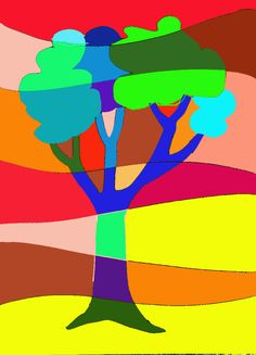 arteascuola: Ideas to work on the warm and cool colours
