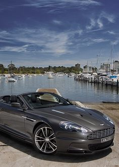 Aston Martin DBS one of the classiest cars on the planet