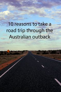 A road trip through the Australian outback is awesome. Here is 10 reasons why! http://aworldofbackpacking.com/uk/road-trip-gennem-den-australske-outback/