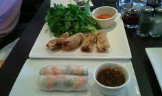 I love food, especially Vietnamese food!!