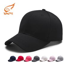 custom 6-panel blank cute Cotton Material sports baseball caps 5e5eccc096bf