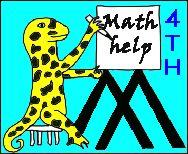 4th Grade Math Help image